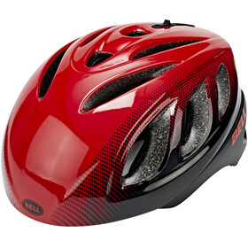 Bell Star Pro Shield Helmet red/silver blur